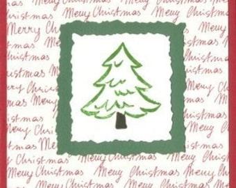 Merry Christmas Cards - Set of TEN