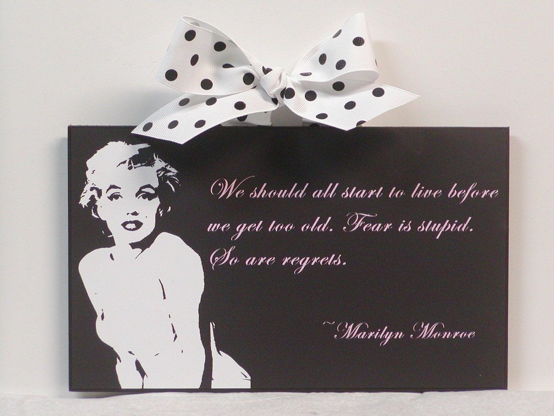 Marilyn Monroe Stuff For Bedroom Marilyn Monroe Decor Etsy