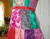 Beautiful Batik Apron Top Sale