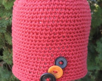 Crocheted Hat for a Child 12 Mo.-3Yrs  218/09