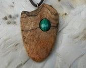 The Flow of the Earth- Pendant