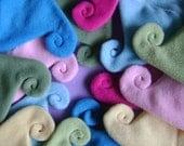 Infant, toddler or child Swirly ice cream hat...