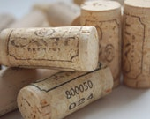 Cork Wine Toppers