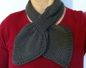 Cara Scarflette in DARK GREY - reserved for foxrl