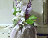 Lavender Sachet - small - FREE SHIPPING