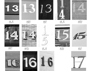 Couples gift , Save the Date , Bridal Shower gift , Frame your Date - Anniversary Wedding Gift - 4x6 Number Choices 13, 14, 15, 16 and 17