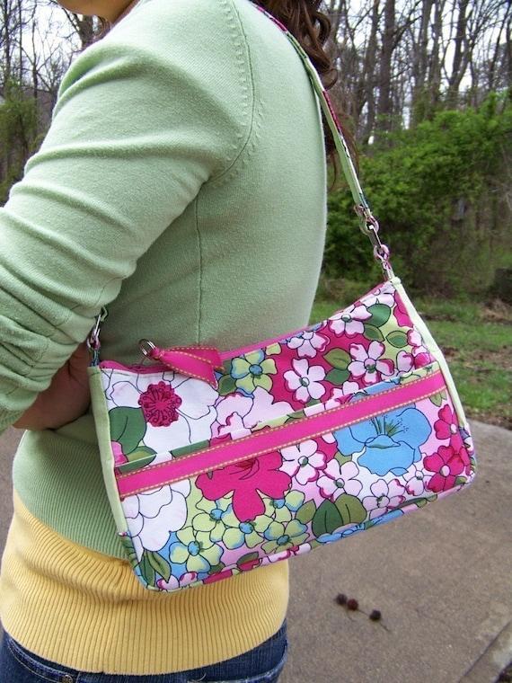 Small Chic Zipper Handbag Pdf Pattern Turtiol 3 In 1