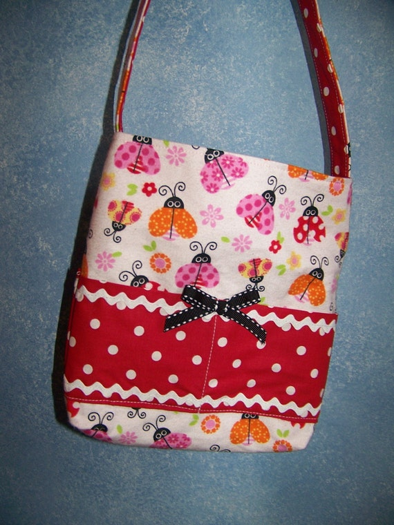 Childs Crayon Tote Bag pdf pattern or Bible cover, Sew easy,Great for beginners SALE