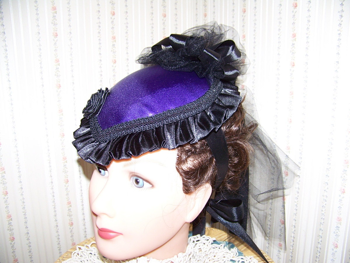 ladies victorian hats - photo #38