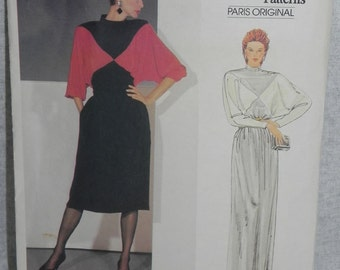 Vogue Paris Original pattern by Christian Dior