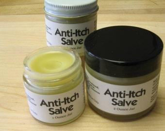 Anti-itch Salve