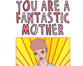 Mother's Day Card - You Are A Fantastic Mother BOY VERSION