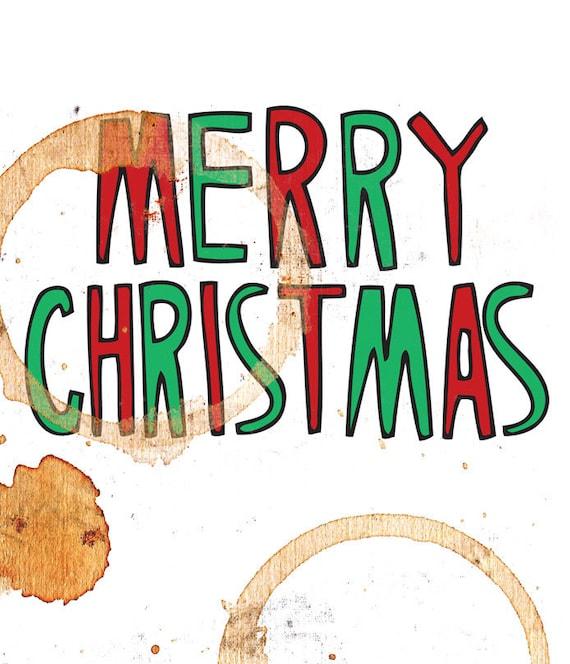 Christmas Card - Last Card (Christmas Version)