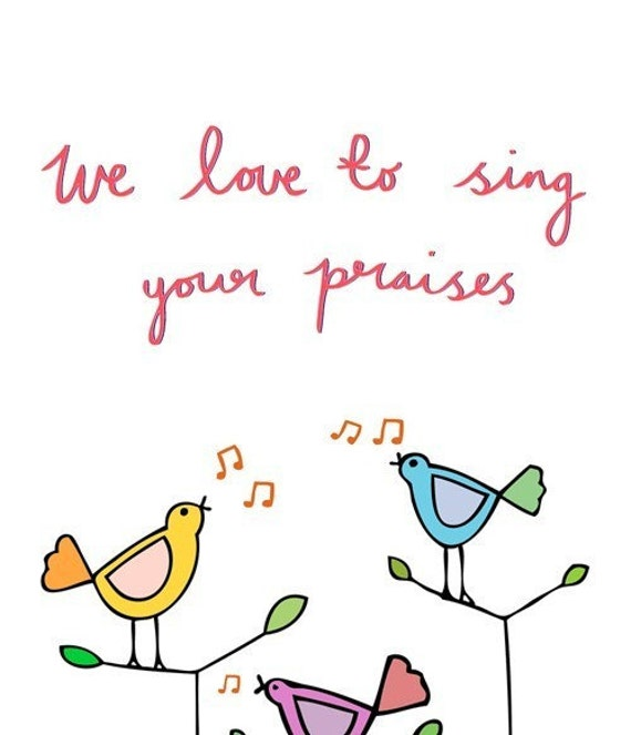 Singing lessons melbourne south eastern suburbs, we sing praises