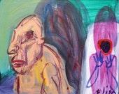 Secrets Art Brut RAW Outsider Visionary Naive Primitive Elisa