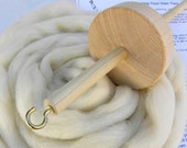 Learn to Spin Kit - Top Whorl Drop Spindle Fiber Instructions