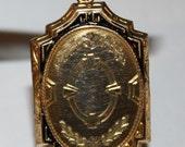 Vintage Locket/Pendant Gold Filled Locket/Pendant  w/Photos