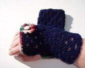 Victorian Wrist Warmers