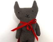 Sebastian The Superhero Cat--- CUSTOM ORDER FOR CAMILLE