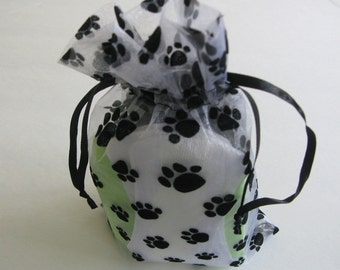 Doggie Diaper Bag for POOCHIEPANTZ custom made dog diapers