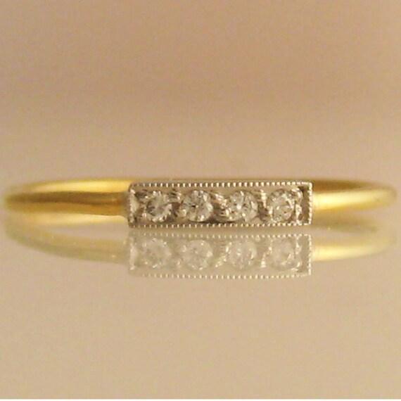 Sappho, in 18K gold