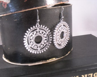 Cathedral Dangle Earrings