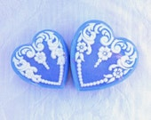 Valentine Heart Soap Set