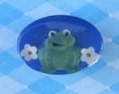 Pond Frog Children's Soap for eczema