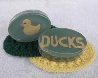 DUCKS Sport Soap Set