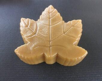Leaf SOAP in Maple Sugar