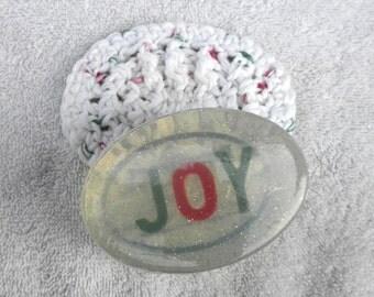 Christmas JOY Soap