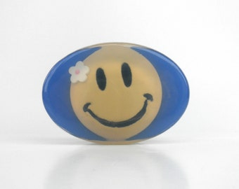 Have A Nice Day Soap, with or without flower