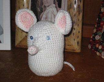 Amigurumi Big Sweet Mouse