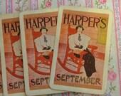 Vintage Playing Cards Harpers September 28