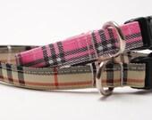 Custom Tiny 1/2 wide Dog Collar - You PICK DESIGN