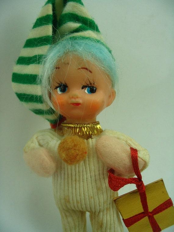 ELF Knee Hugger Vintage Christmas