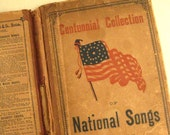 Centennial Collection of National Songs - 1876 - Ditson