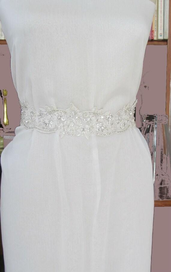 reserevd listing beaded bridal belts wedding sash belt with
