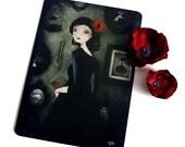 The Art Collector - Postcard