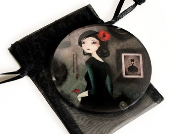 The Art Collector - Pocket Mirror