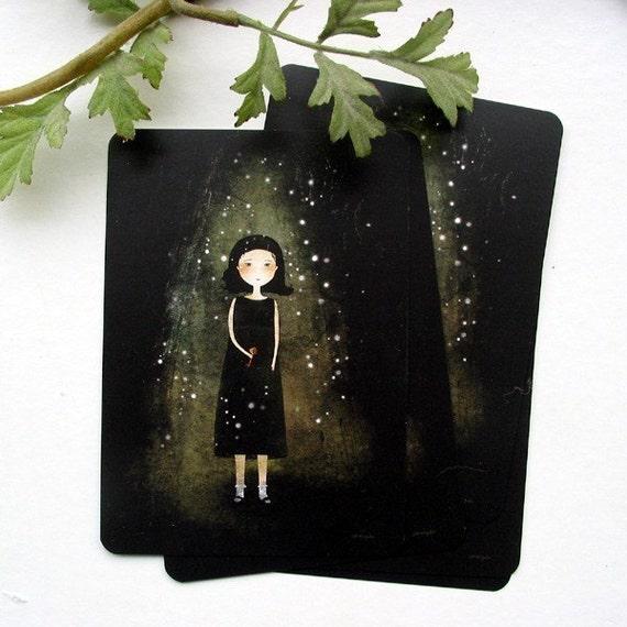 Ofelia - Postcard