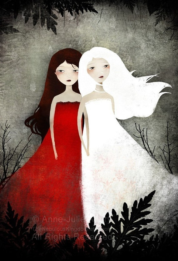 Snow White and Rose Red 7\/100