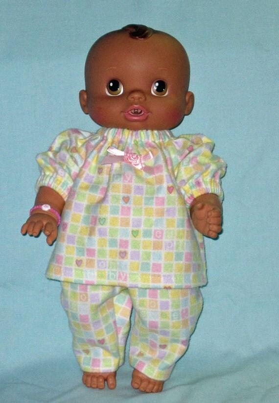 Baby Alive Cutie Pie Pajamas Fits 12 13 Inch By Dakocreations
