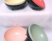 Vintage REINECKE Thermo-O-Bowl Set of 4
