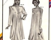 Peignoir set Pattern 2091 Stretch and Sew