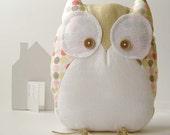 Agata the owl - Handmade in Italy