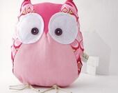 Magda the owl - Handmade in Italy