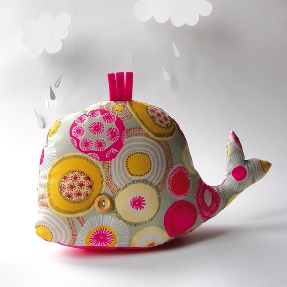Guia the whale - Handmade in Italy