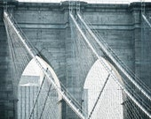 Brooklyn Bridge, New york City photography, Manhattan on Foot, Architecture in NYC, Bridge, Black and White, NYC, Manhattan, Architecture