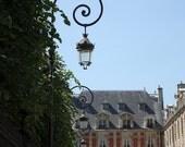 Paris Photography - Place des Vosges - Paris, France - 8x10 fine art photograph - french home decor